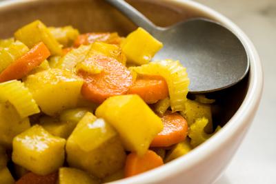 Curry stoofpot